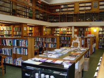 ZSL Library. Image copyright Zoological Society of London