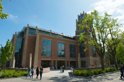 Image of Queen's University Belfast Library