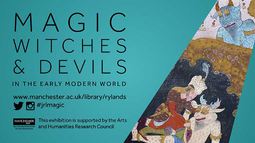 Magic, Witches and Devils in the Early Modern World, 2016.