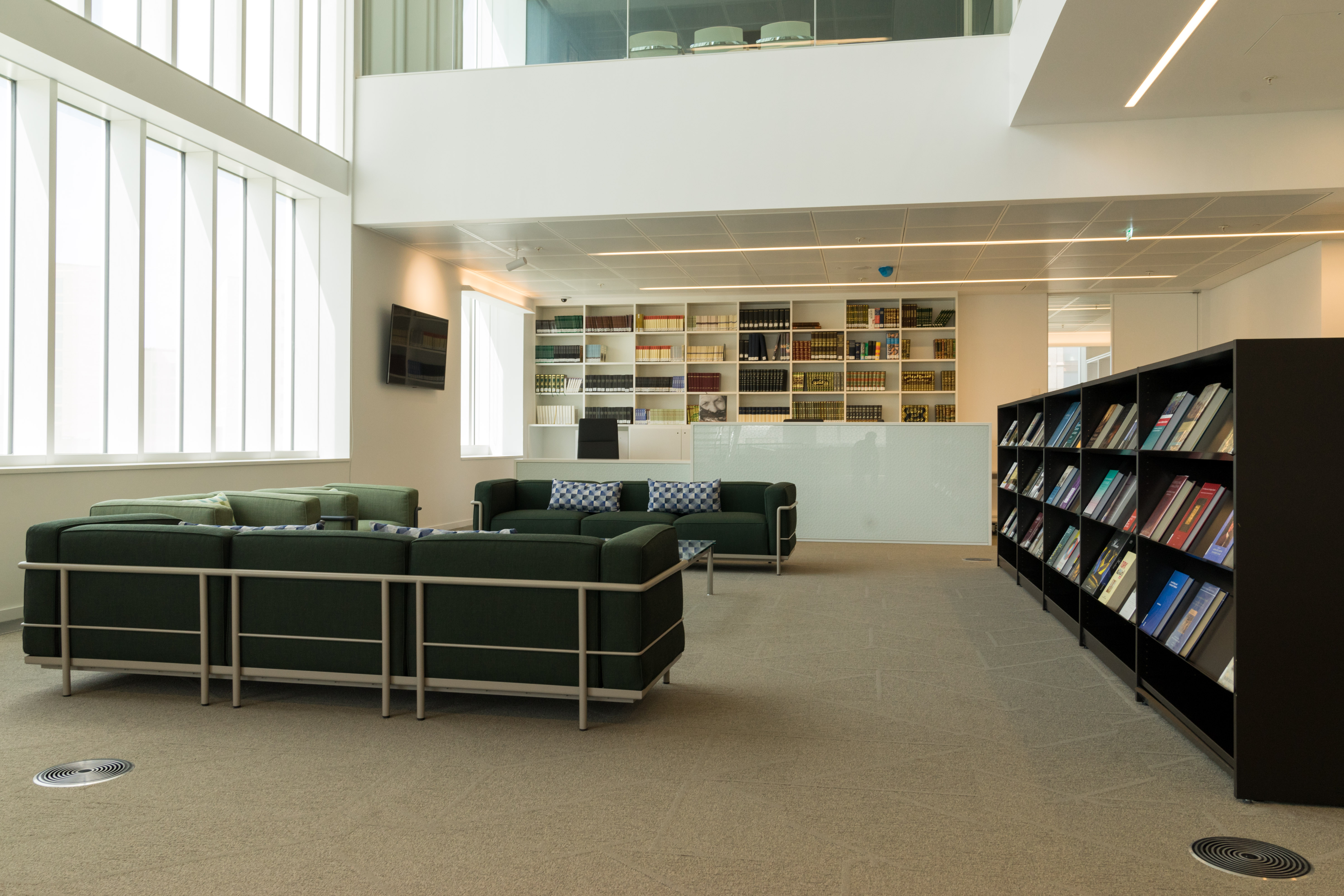 The Aga Khan Library, London