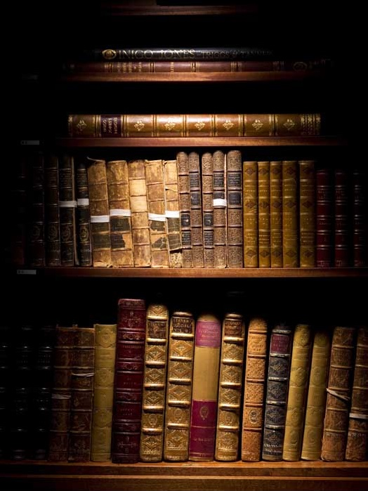 Rare books at the Historic England Library